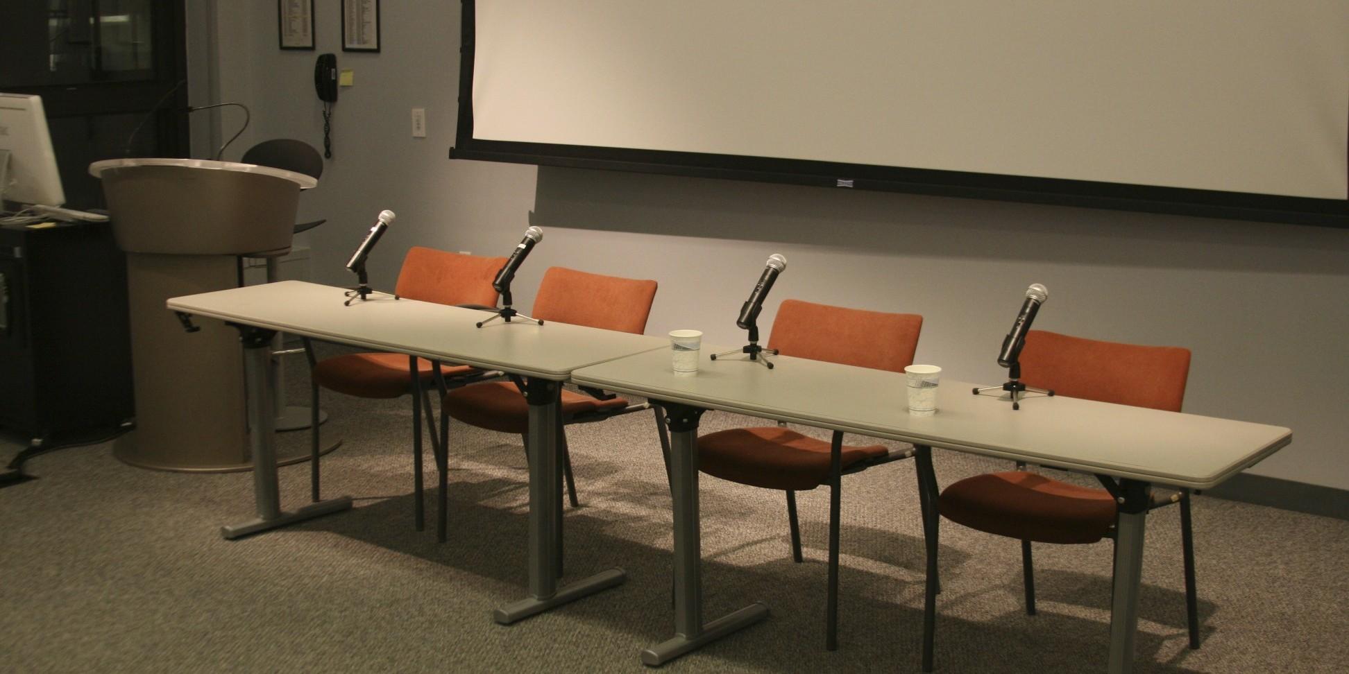 panel seats